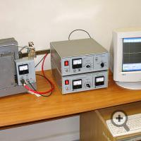 Спектрометр ЭПР FIZEPR-ESR11 в МФТИ (2005г.)