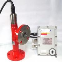 Влагомер нефти с датчиком L-образной формы (DN50, PN63)