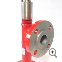 Датчик влагомера сырой нефти FIZEPR-SW100.24.11 (DN50, PN63)