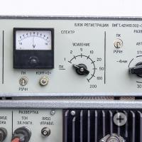 Спектрометр ЭПР. Блок регистрации