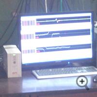 """Четыре спектрометра FIZEPR-ESR12 в цехе  """"Нижнекамскнефтехим"""""""