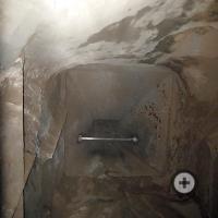 Зонд влагомера FIZEPR-SW100.10.4 внутри бункера