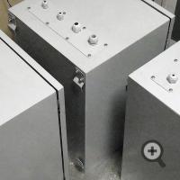 Гермоввод в термостарированный шкаф