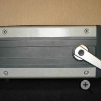 Ручка генератора и вид сбоку