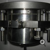 Датчик влажности FIZEPR-SW100.17.х в устройстве крепления