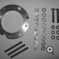 Комплект деталей  узла крепления датчика влажности FIZEPR-SW100.17.х