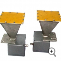 Сигнализатор уровня СИУР-03В2.41 с рупорными антеннами