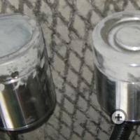 Сравнительные испытания датчика с керамической пластиной и датчика влагомера FIZEPR-SW100.17